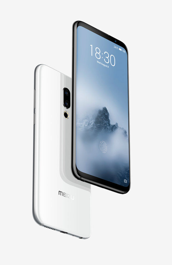 Открылся предзаказ на флагманский смартфон Meizu 16 в России - 3