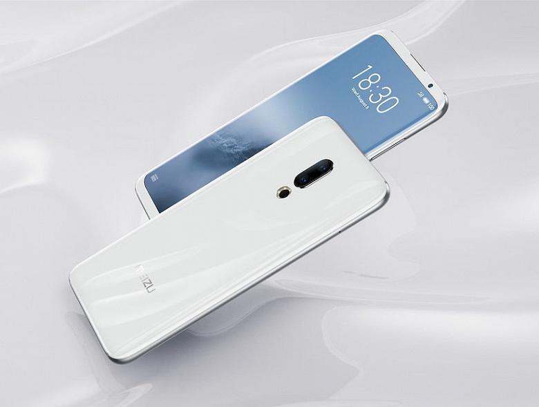 Открылся предзаказ на флагманский смартфон Meizu 16 в России - 1