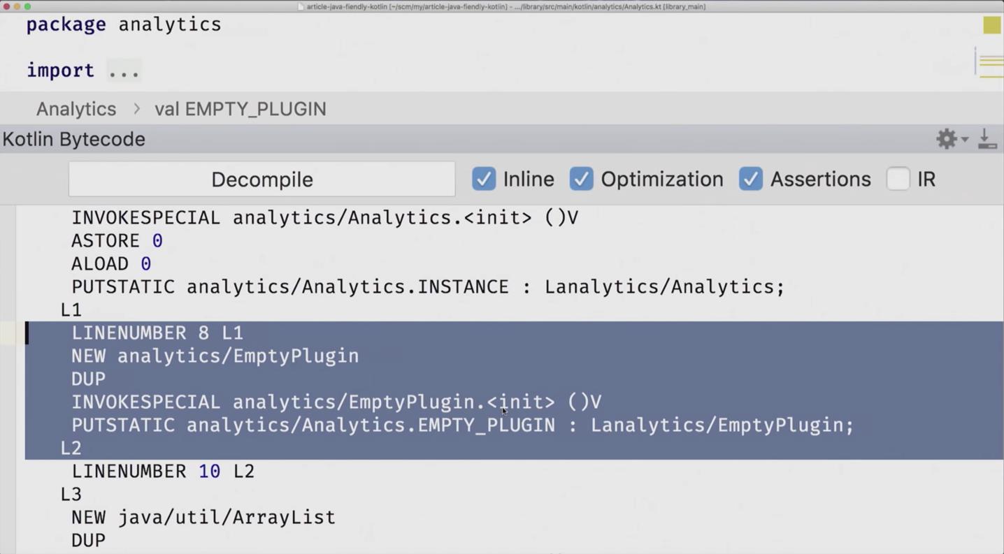 Пишем Java-френдли Kotlin-код - 5