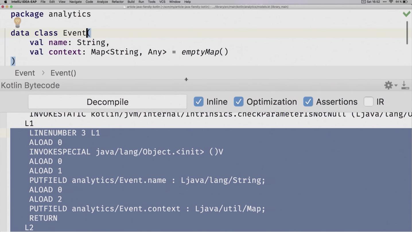 Пишем Java-френдли Kotlin-код - 1