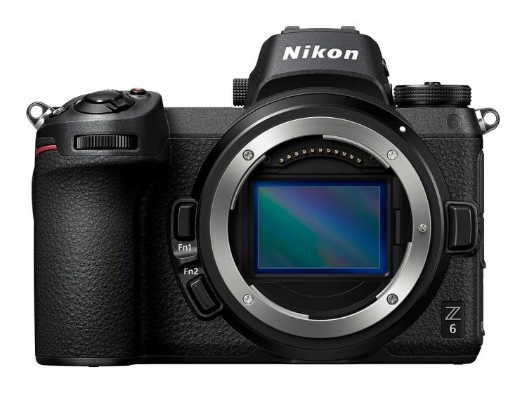 Полнокадровая камера Nikon Z6 — достойный соперник Sony A7 III