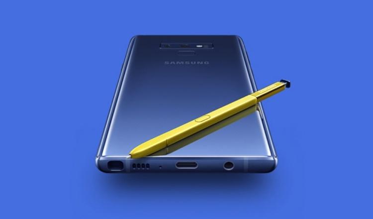 Видео дня: как производится фаблет Samsung Galaxy Note9