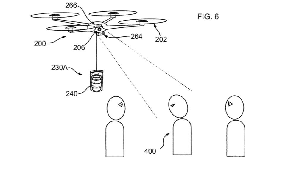 IBM патентует дронов, которые различают эмоции и несут людям кофе. А про что еще писать в пятницу? - 2