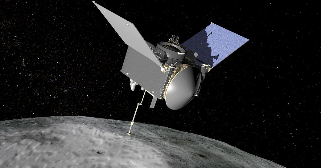 OSIRIS-REx приступил к финальной стадии перелета к астероиду Бенну