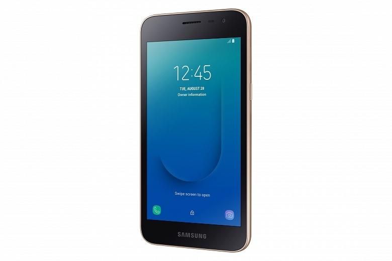 Samsung представила свой самый дешёвый смартфон - 3