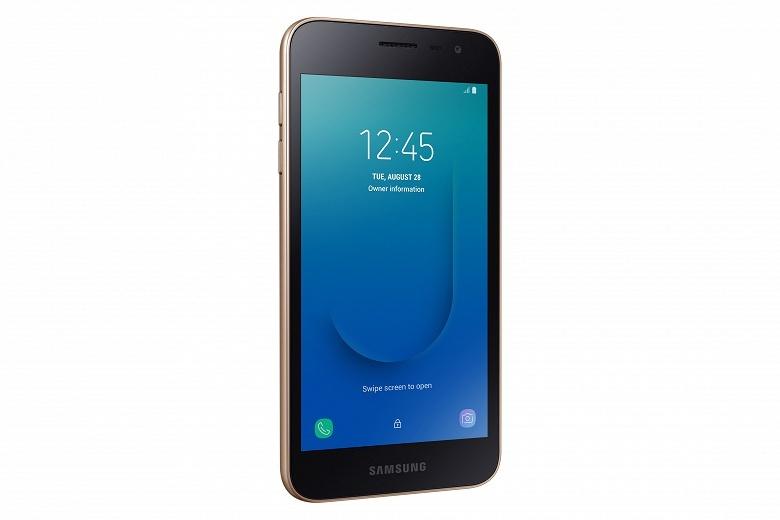 Samsung представила свой самый дешёвый смартфон - 4