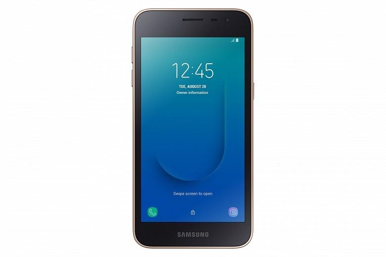 Samsung представила свой самый дешёвый смартфон - 1