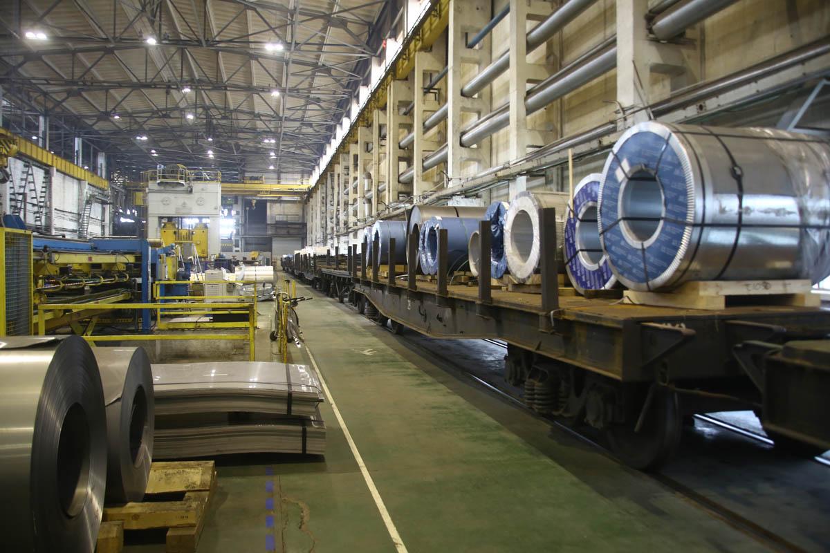 Как собирают вагоны для пассажирских поездов - 4