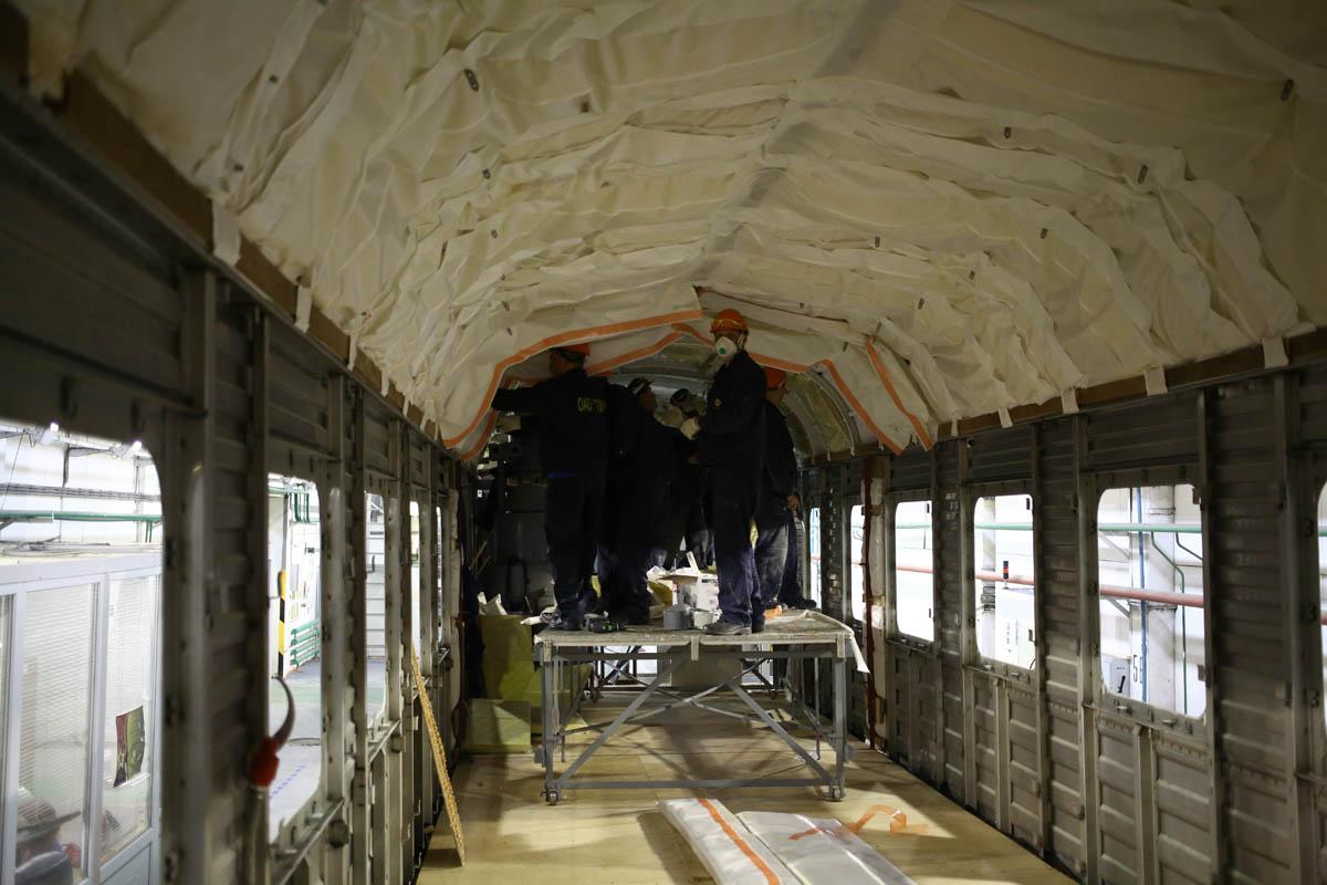 Как собирают вагоны для пассажирских поездов - 53