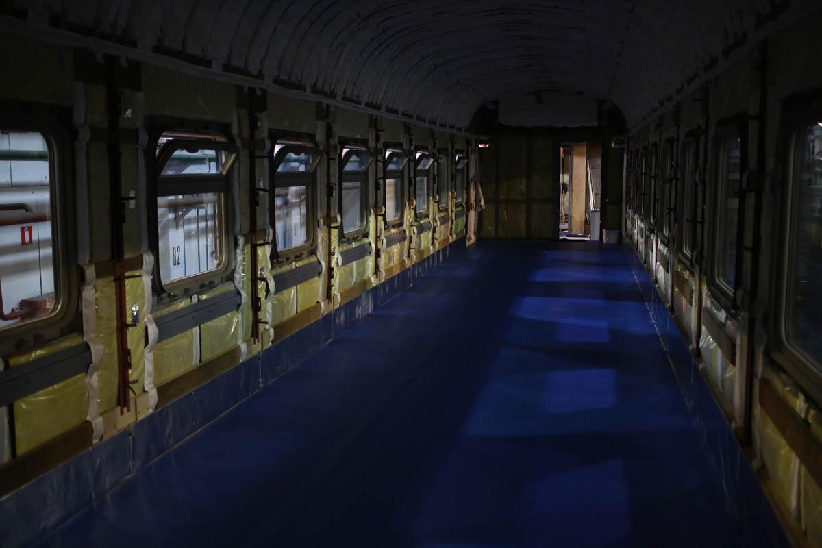 Как собирают вагоны для пассажирских поездов - 58