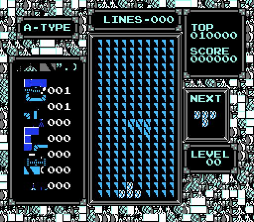 Как я научил ИИ играть в Tetris для NES. Часть 1: анализ кода игры - 36