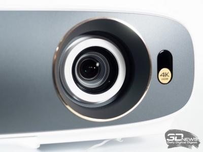 Новая статья: Обзор 4К-проектора BenQ W1700: универсальный первопроходец