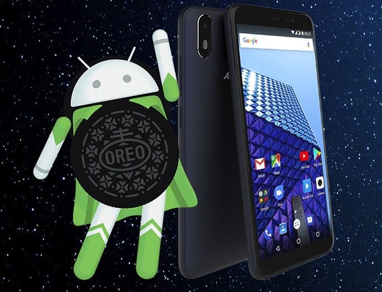 Смартфон Archos Access 57 4G с 5,7-дюймовым дисплеем стоит 80 евро