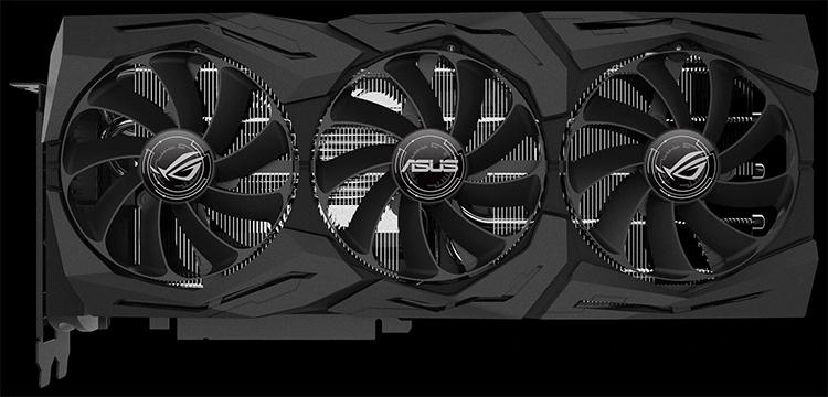 ASUS GeForce RTX 2080/2080 Ti: официальный анонс пяти ускорителей