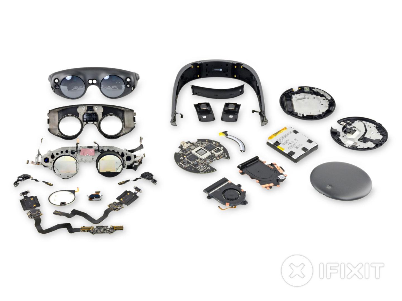 Очки Magic Leap One — очки за $2295 с ремонтопригодностью 3 из 10 - 3
