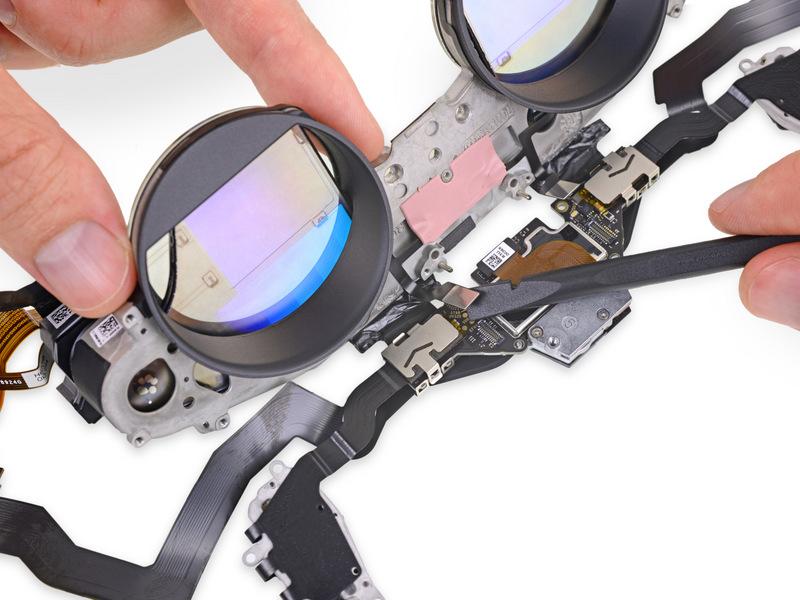 Очки Magic Leap One — очки за $2295 с ремонтопригодностью 3 из 10 - 4