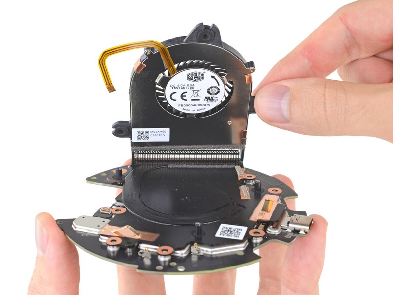 Очки Magic Leap One — очки за $2295 с ремонтопригодностью 3 из 10 - 6