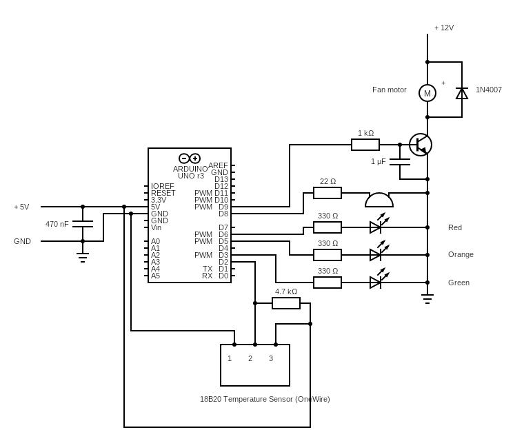 Полупассивное охлаждение компьютерного БП - 3