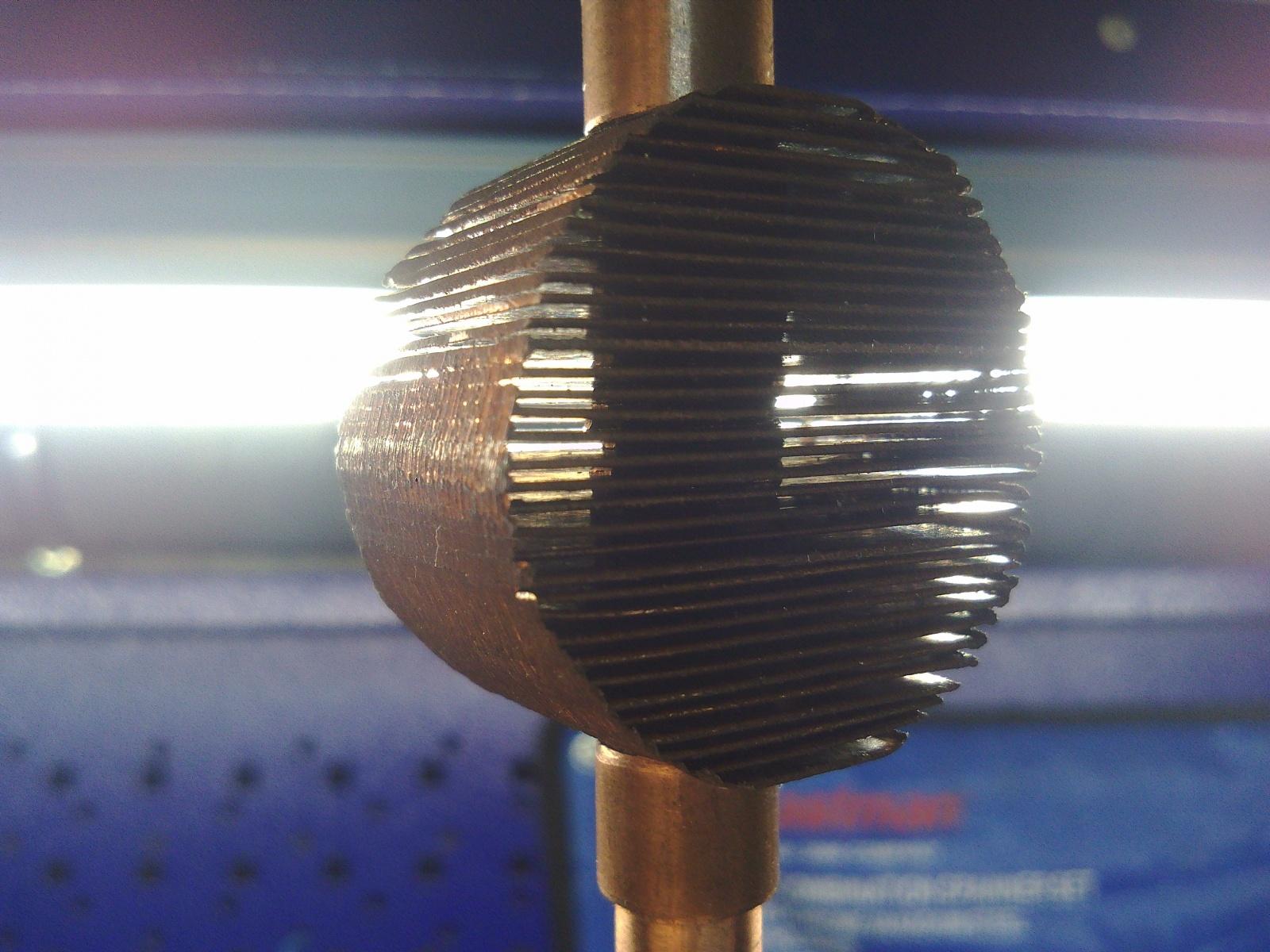 Создание и первый запуск термоакустического двигателя с бегущей волной - 10