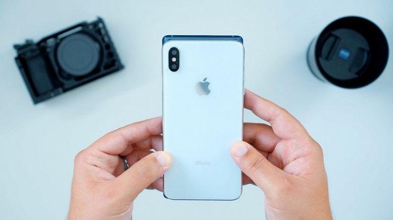 Видео дня: Samsung Galaxy Note9 сравнили с новыми iPhone (2018) - 2