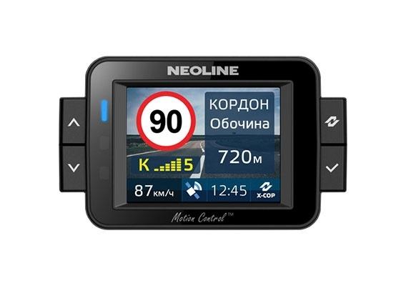 Видеорегистратор с радаром-детектором Neoline X-COP 9100s поможет на дорогах всего мира