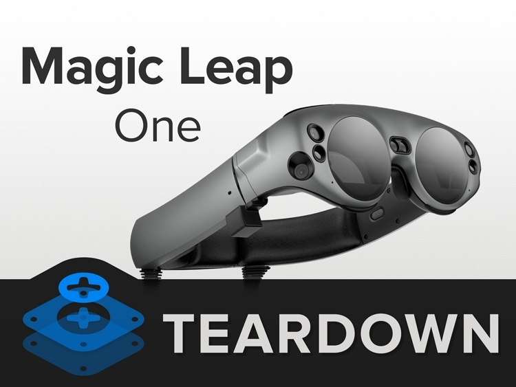 Вскрытие Magic Leap One: что скрывает гарнитура дополненной реальности