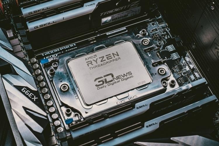 AMD официально снижает цены на Ryzen Threadripper первого поколения