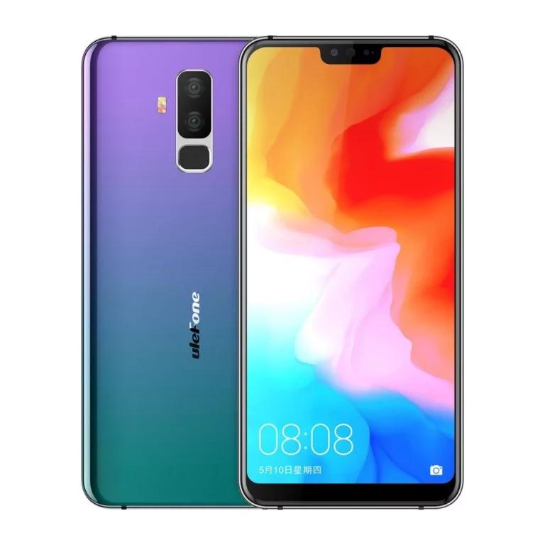 Градиентный цвет смартфонов — новый тренд?