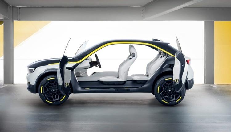 Opel GT X Experimental: концепт-кроссовер с электрическим приводом