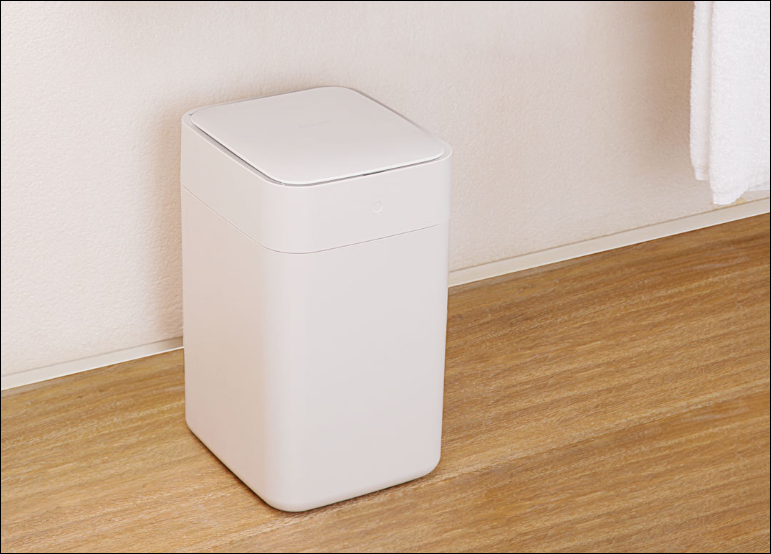 Xiaomi выпустила умное мусорное ведро