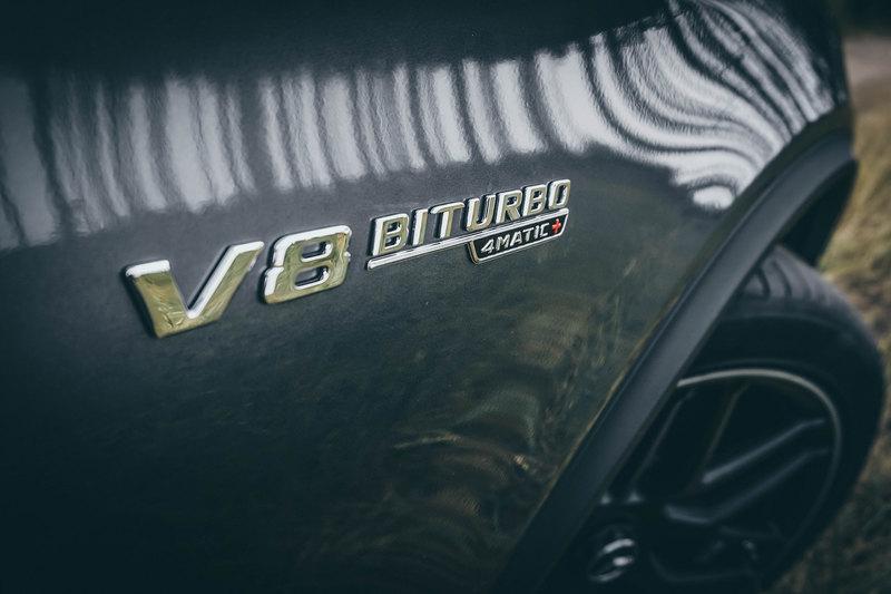 Чемпион: тест Mercedes-AMG GLC 63 S