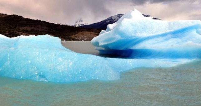 Как получаются айсберги