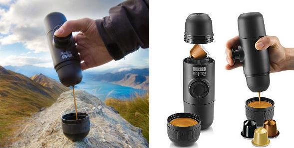 Кофенасос для кофезависимых, или мобильная кофемашина Wacaco - 7