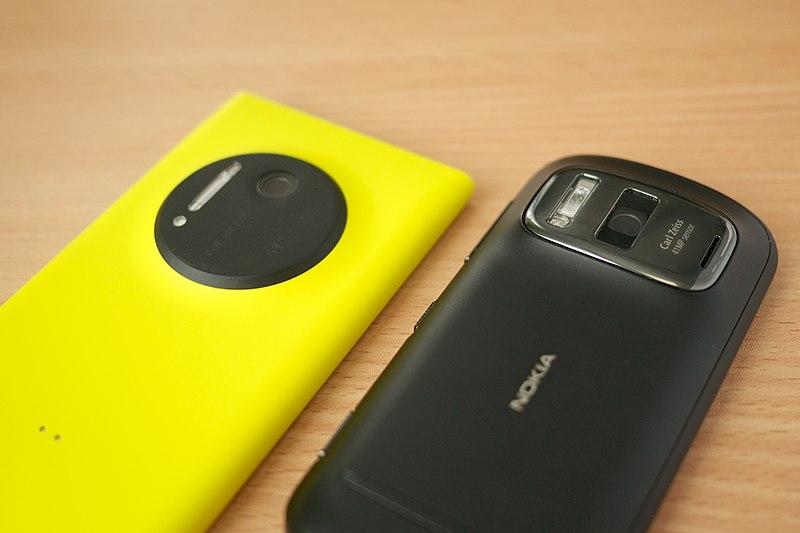 Новый Nokia PureView может появиться в скором времени