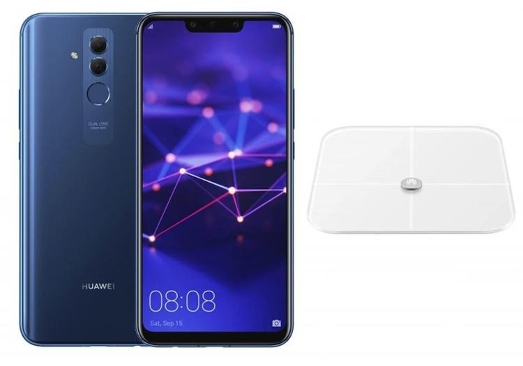 Смартфон Huawei Mate 20 Lite показался на сайтах европейских ретейлеров