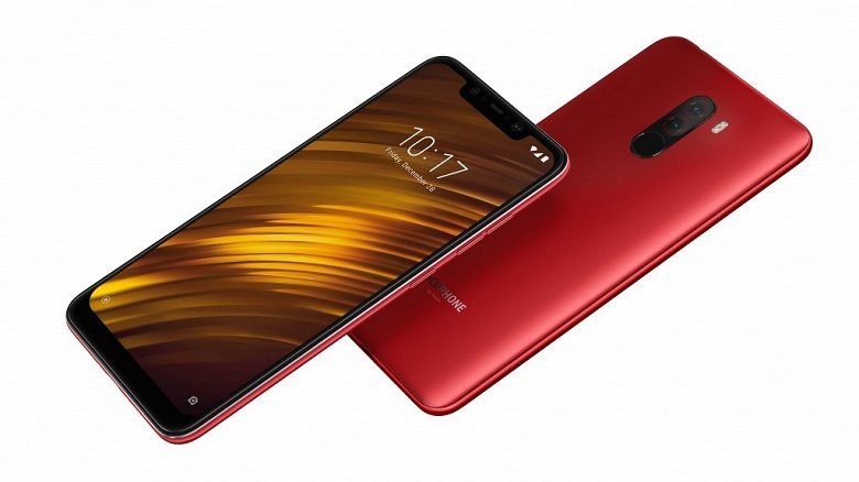 Стартуют международные продажи дешёвого флагмана Xiaomi Pocophone F1 - 1