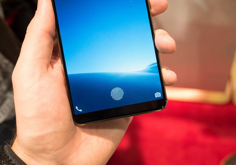 Все три версии Samsung Galaxy S10 получат подэкранные дактилоскопические датчики
