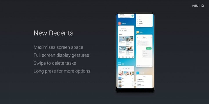 Вышла первая стабильная версия MIUI 10 для смартфона Xiaomi Mi 6 - 1