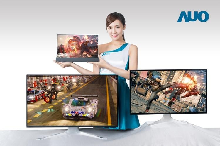 AUO создала 4К-дисплей для ноутбуков с частотой обновления 144 Гц