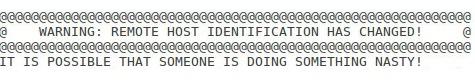 Что записано в файле .ssh-known_hosts - 1