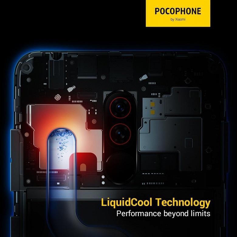 Дешевый флагман Xiaomi Pocophone F1 разобрали на видео - 1
