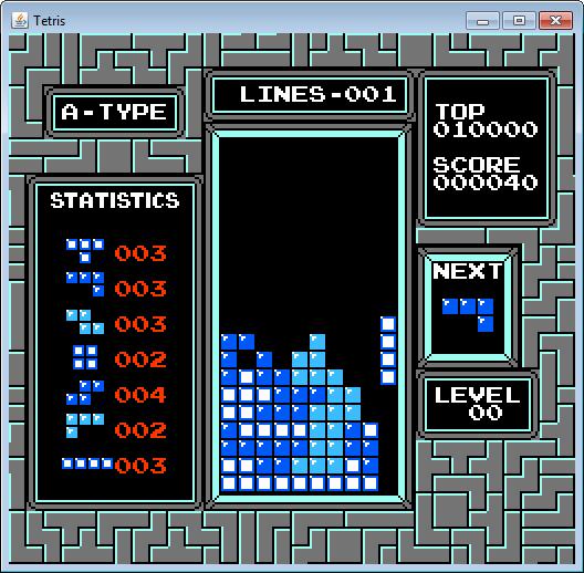 Как я научил ИИ играть в Tetris для NES. Часть 2: ИИ - 15