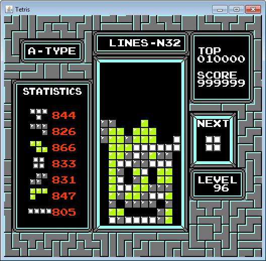 Как я научил ИИ играть в Tetris для NES. Часть 2: ИИ - 16