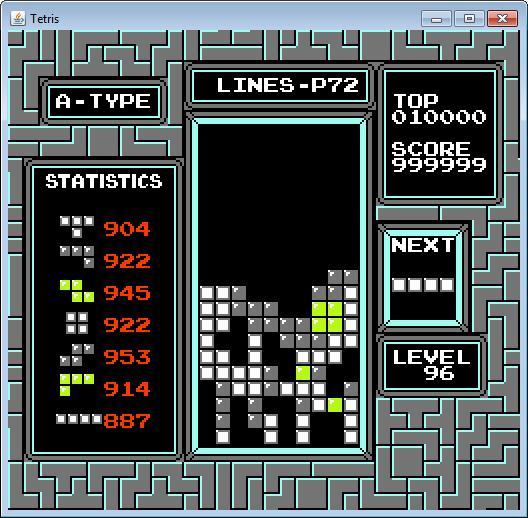Как я научил ИИ играть в Tetris для NES. Часть 2: ИИ - 17