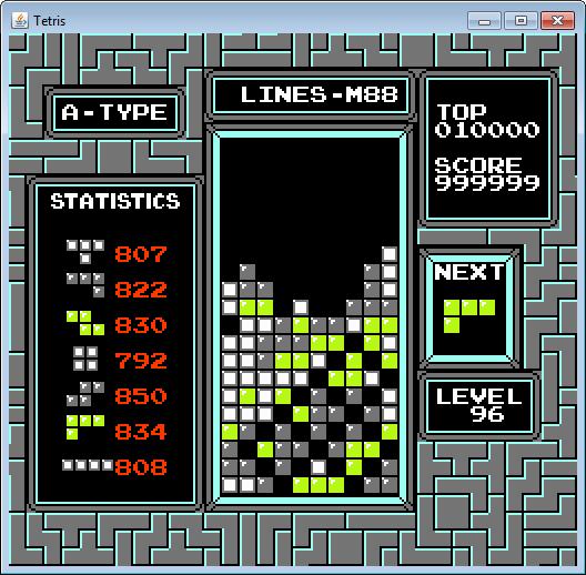 Как я научил ИИ играть в Tetris для NES. Часть 2: ИИ - 18