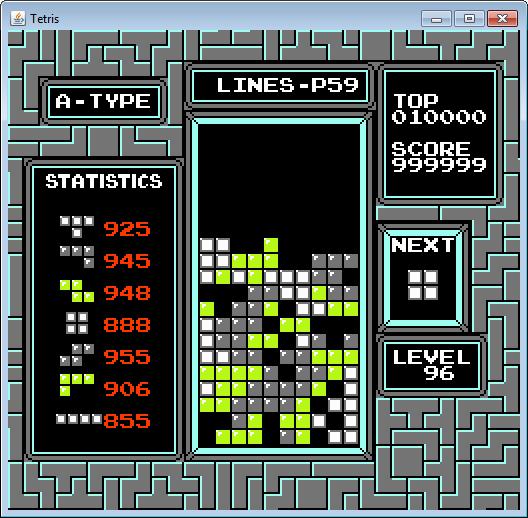Как я научил ИИ играть в Tetris для NES. Часть 2: ИИ - 19