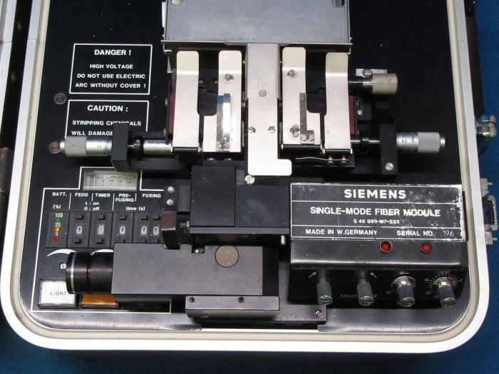 Какими были сварочники для оптики - 13