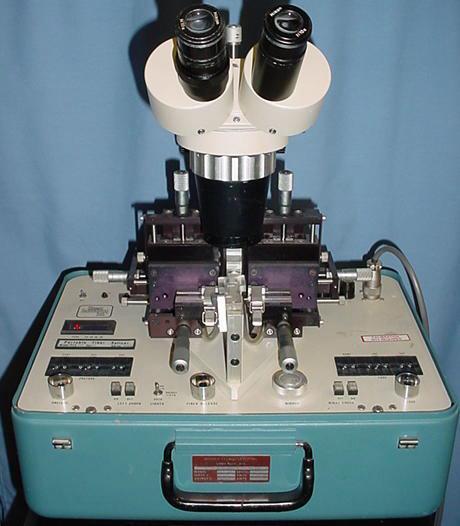 Какими были сварочники для оптики - 25