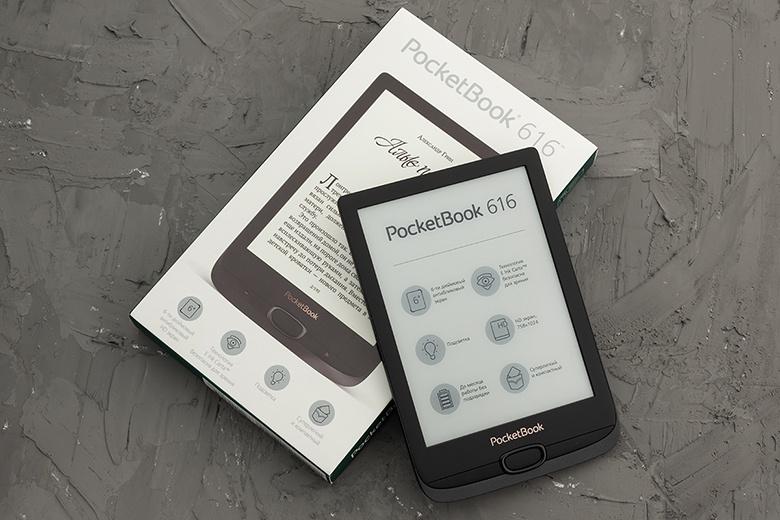 Обзор PocketBook 616 – самого бюджетного покетбука 2018 года с функцией подсветки - 2