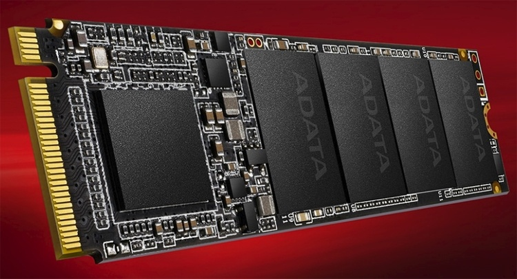 SSD-накопители XPG SX6000 Pro формата M.2 используют контроллер Realtek